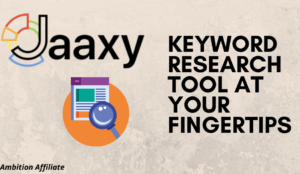 Jaaxy Review Keyword Research Tool At Your Fingertips