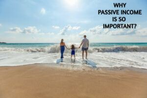 Freedom with passive income