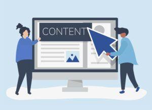 content creation concept
