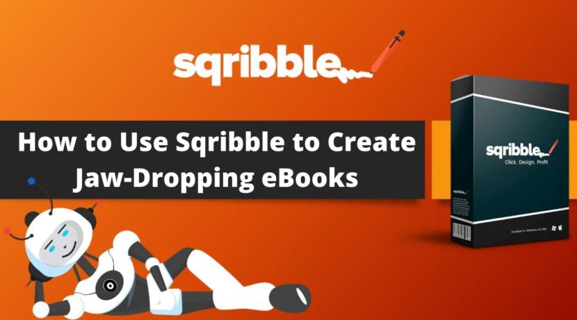 Sqribble eBooks creator
