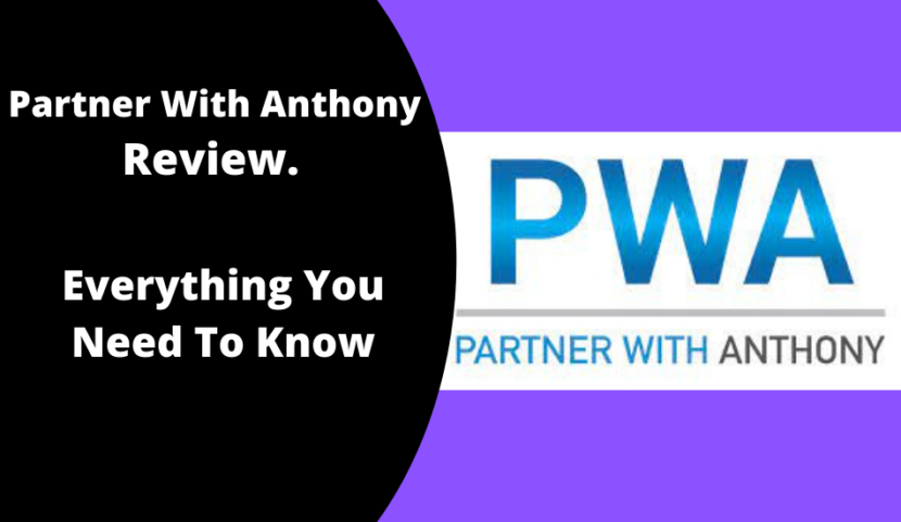 Partner with Anthony Review