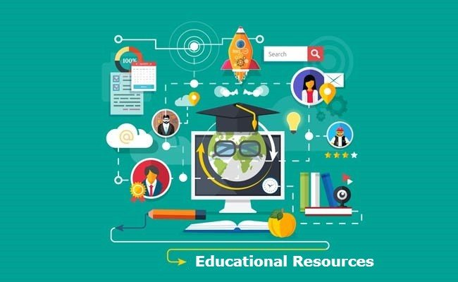 Illustration for Educational Resources