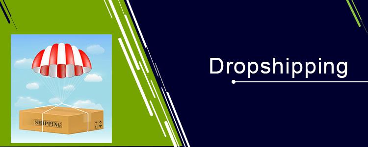 Dropshipping banner