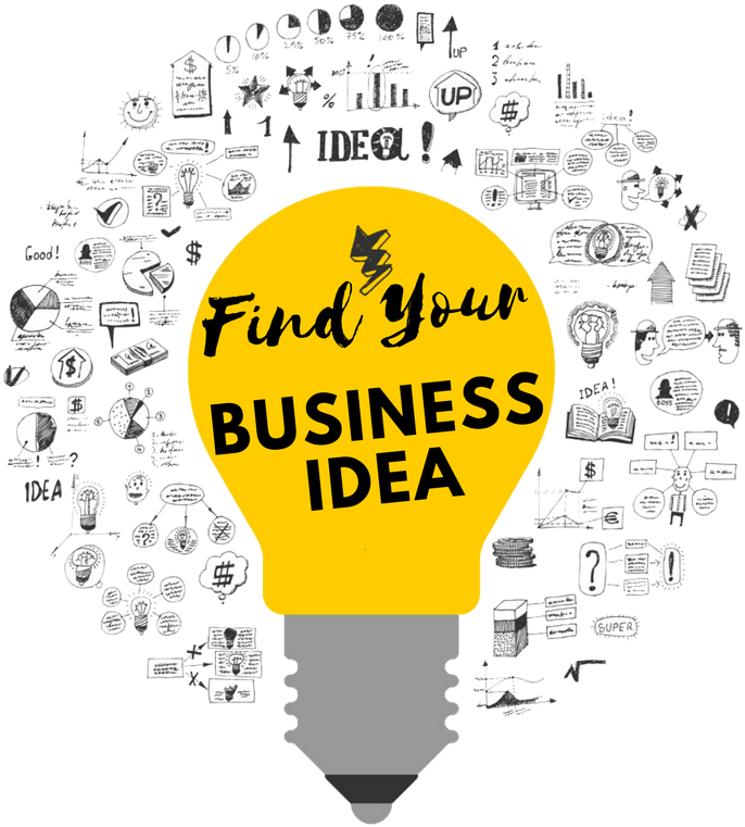 Business Idea bulb