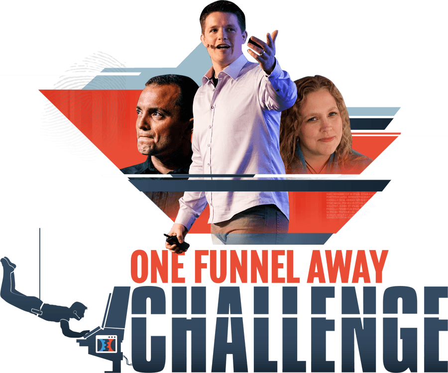 One Funnel Away Challange