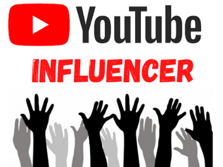 YouTube influencer