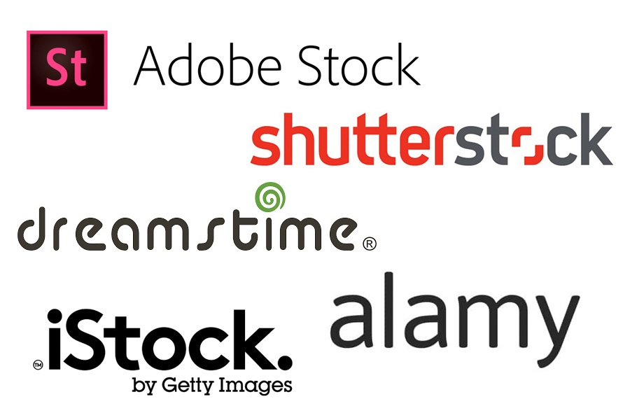 stock photography sites